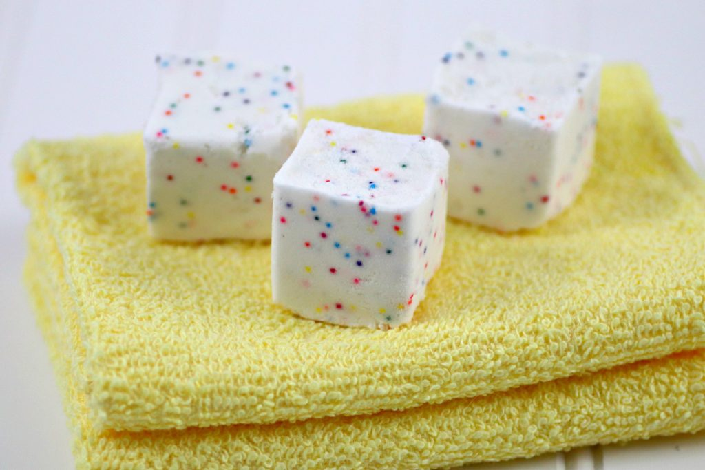 fluten free diy bath bombs