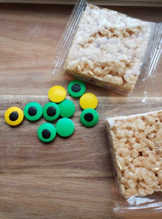rice krispie halloween treat ingredients